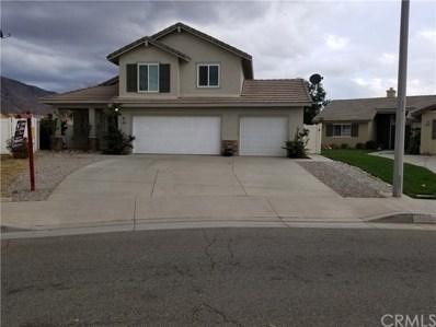965 Cirrus Way, San Jacinto, CA 92582 - MLS#: SW18241050