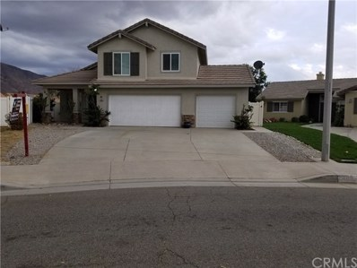 965 Cirrus Way, San Jacinto, CA 92582 - MLS#: SW18241050