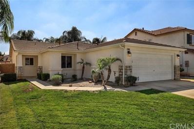 26933 Mirabella Court, Menifee, CA 92584 - MLS#: SW18241587