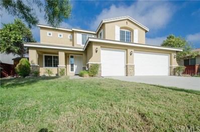 1556 Wagon Creek Circle, San Jacinto, CA 92582 - MLS#: SW18241918