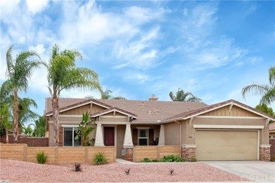33061 Aquamarine Circle, Menifee, CA 92584 - MLS#: SW18242233