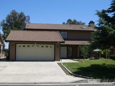 43072 Agena Street, Temecula, CA 92592 - MLS#: SW18242312