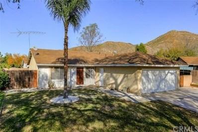 1035 Altura Drive, Riverside, CA 92507 - MLS#: SW18246373