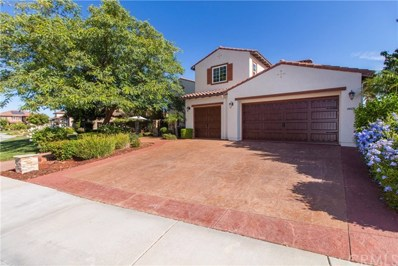 44616 Matanzas Creek Court, Temecula, CA 92592 - MLS#: SW18246703