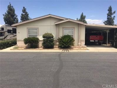 1250 N Kirby Street UNIT 185, Hemet, CA 92545 - MLS#: SW18247498