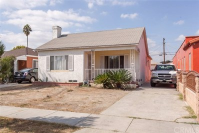 8637 San Luis Avenue, South Gate, CA 90280 - MLS#: SW18247553