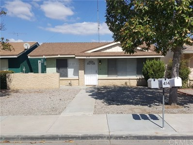 414 Gardenia Circle, Hemet, CA 92543 - MLS#: SW18247856