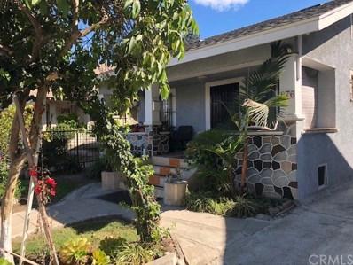876 E 35th Street, Los Angeles, CA 90011 - MLS#: SW18248957