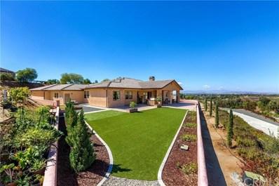 37565 Via De Los Arboles, Temecula, CA 92592 - MLS#: SW18249322