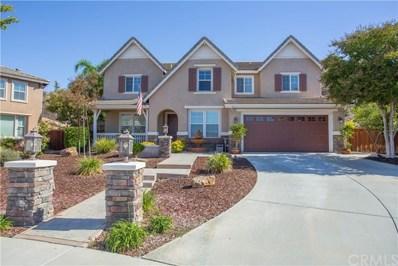 23581 Wickham Lane, Murrieta, CA 92562 - MLS#: SW18249356