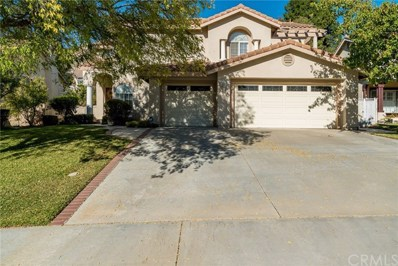 23840 Blue Bill Court, Moreno Valley, CA 92557 - MLS#: SW18249807
