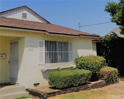 1363 E 111th Street, Los Angeles, CA 90059 - MLS#: SW18250421