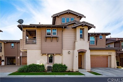25039 Quince Hill Street UNIT 2, Murrieta, CA 92562 - MLS#: SW18250737