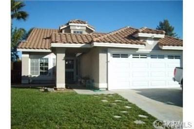 28298 Inspiration Lake Drive, Menifee, CA 92584 - MLS#: SW18251577