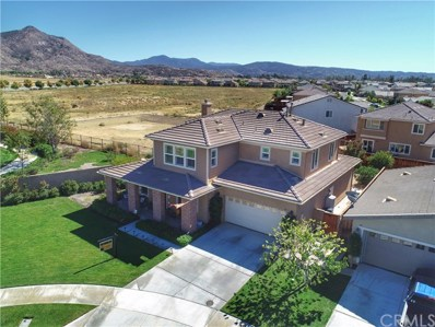 277 Bluegrass Court, Hemet, CA 92543 - MLS#: SW18252590