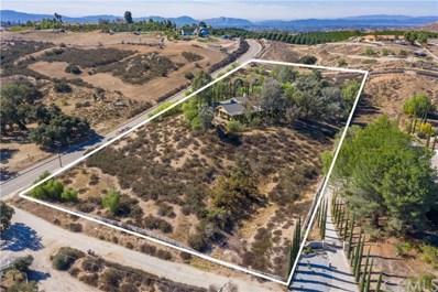 38090 Mesa Road, Temecula, CA 92592 - MLS#: SW18252686
