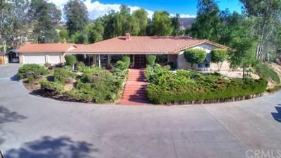 37640 Via De Los Arboles, Temecula, CA 92592 - MLS#: SW18253139