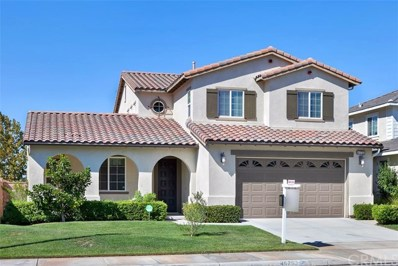 45753 Cloudburst Lane, Temecula, CA 92592 - MLS#: SW18254368