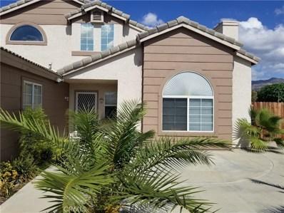 44128 Merced Road, Hemet, CA 92544 - MLS#: SW18255097