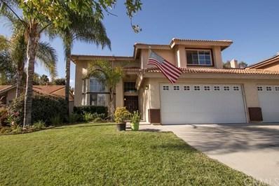 39635 Ramshorn Drive, Murrieta, CA 92563 - MLS#: SW18255413