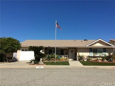 1180 W Westmont Avenue W, Hemet, CA 92543 - MLS#: SW18255431