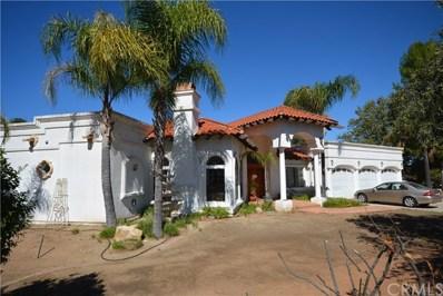 18525 Avenida Escalera, Murrieta, CA 92562 - MLS#: SW18255471