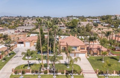 16122 Ponderosa Lane, Riverside, CA 92504 - MLS#: SW18256600