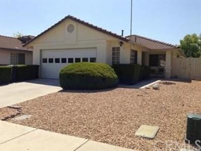 825 Don Drive, Hemet, CA 92543 - MLS#: SW18258159