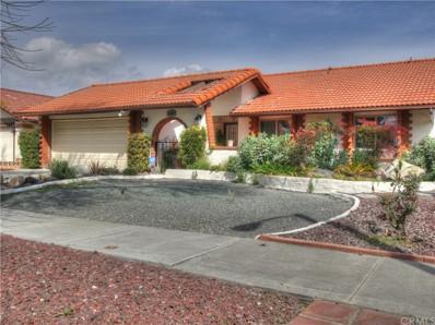 1320 Seven Hills Drive, Hemet, CA 92545 - MLS#: SW18258354