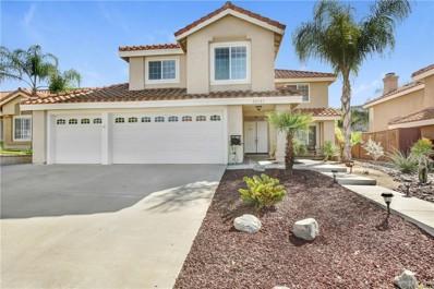 26921 Contignac Drive, Murrieta, CA 92562 - MLS#: SW18258724