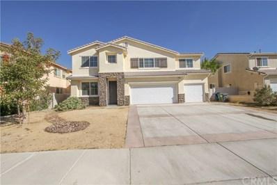37782 Scorpius Way, Palmdale, CA 93552 - MLS#: SW18259690