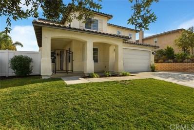 31224 Eastridge Avenue, Menifee, CA 92584 - MLS#: SW18260007