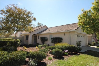24029 Via Astuto, Murrieta, CA 92562 - MLS#: SW18260106