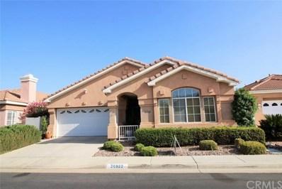 26822 Saratoga Drive, Menifee, CA 92585 - MLS#: SW18260341