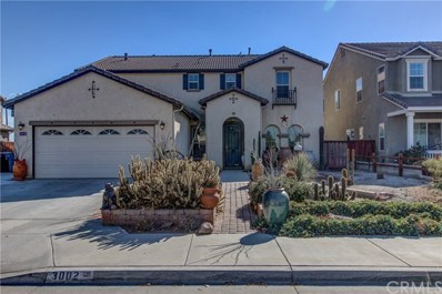 3002 Crooked Branch Way, San Jacinto, CA 92582 - MLS#: SW18260614