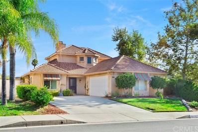 23075 Rancho Peak Place, Murrieta, CA 92562 - MLS#: SW18261729