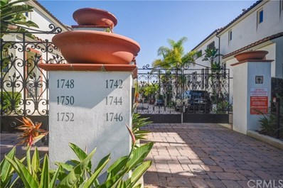 1752 Grand Avenue UNIT 6, Long Beach, CA 90804 - MLS#: SW18261917