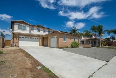 28352 Northmoore Place, Menifee, CA 92584 - MLS#: SW18262004