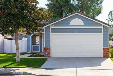 27831 Moonridge Drive, Menifee, CA 92585 - MLS#: SW18263592