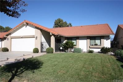 1396 Pepper Tree Drive, Hemet, CA 92545 - MLS#: SW18263835