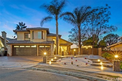 1250 Oakcrest Circle, Corona, CA 92882 - MLS#: SW18265144