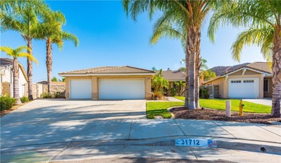 31712 Flowering Plum Court, Winchester, CA 92596 - MLS#: SW18267338