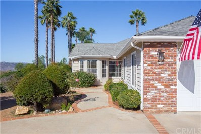593 Pheasant Valley Court, Fallbrook, CA 92028 - MLS#: SW18268168
