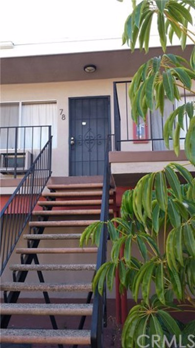 5050 Linden Avenue UNIT 78, Long Beach, CA 90805 - MLS#: SW18268614