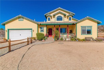 42616 Willow Canyon Road, Sage, CA 92544 - MLS#: SW18269549