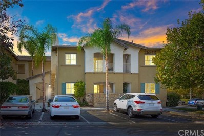 26514 Arboretum Way UNIT 1805, Murrieta, CA 92563 - MLS#: SW18270217