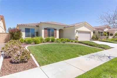 1586 Via Rojas, Hemet, CA 92545 - MLS#: SW18271288