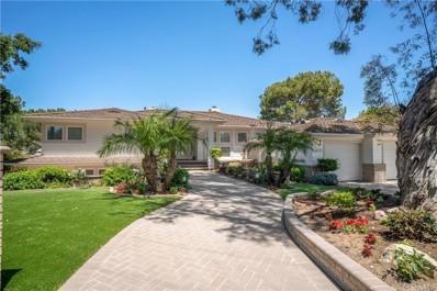 4711 Sugarhill Drive, Rolling Hills Estates, CA 90274 - MLS#: SW18272687