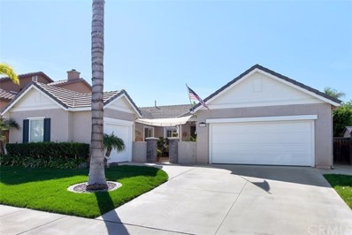 26135 Palmetto Street, Murrieta, CA 92563 - MLS#: SW18273124