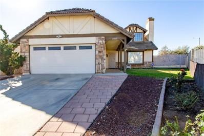 25169 El Greco Drive, Moreno Valley, CA 92553 - MLS#: SW18273168